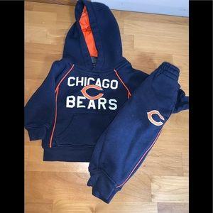 Chicago Beats baby 2 pc 12m hoodie pants